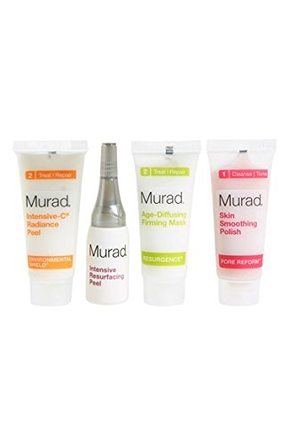 Murad Peel Polish Plump Collection