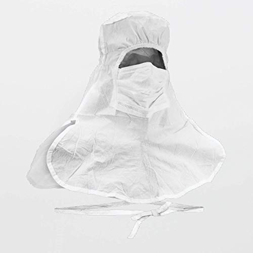 Kimberly Clark Safety 36072 KIMTECH PURE A5 Integrated Hood and Mask, Sterile, (PACK OF 1) -