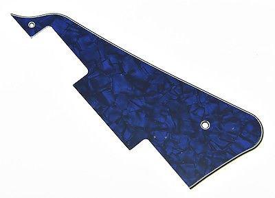 FidgetGear USA Spec LP Guitar Pickguard Scratch Plate For Gibson Les Paul 22 Colors Option Clear//Transparent
