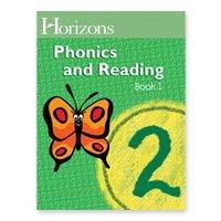Horizons Phonics & Reading 2 Student Book 1: Jps021