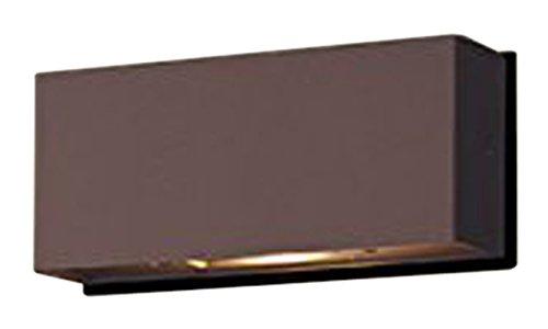 パナソニック(Panasonic) 表札灯(ダークブラウンメタリック) LGW46163LE1 B00UL3005Q 10260 ダークブラウンメタリック ダークブラウンメタリック