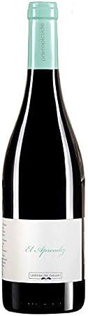 Vino Tinto - Leyenda del Páramo - El Aprendiz - Vino Premiado - Caja de 3 botellas de 75 cl. - Envio en caja protectora de alta resistencia para un transporte 100% seguro