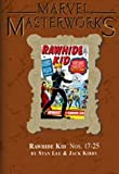 img - for Marvel Masterworks Rawhide Kid Variant Vol. 63 book / textbook / text book