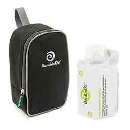 BambinOz Travel Bottle Warmer Pack, Black by BambinOz