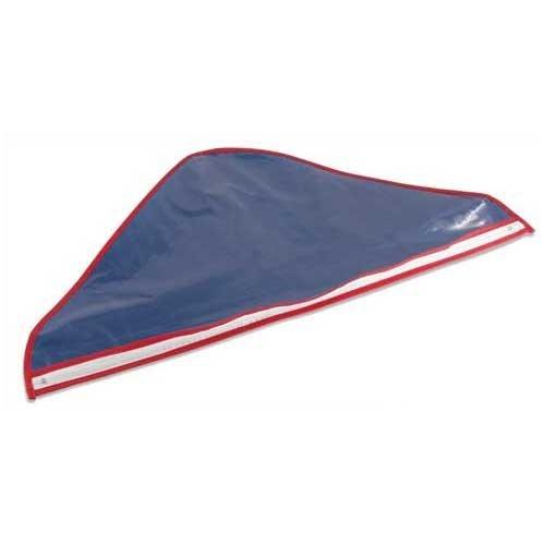 Plastic Memorial Flag Bag