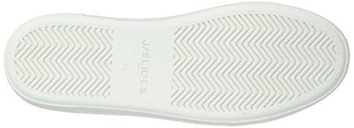 J Slides Women's Abba Fashion Sneaker Silver AyoS7kGs