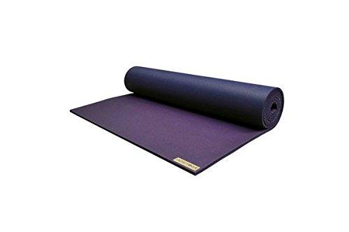 Jade Fusion XW Yoga Mat (5/16 x 28 Wide x 71 Long) Two-Toned Midnight/Purple