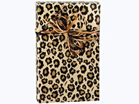 Animal Print Leopard Gift Wrap Wrapping Paper (Animals Gift Wrap)