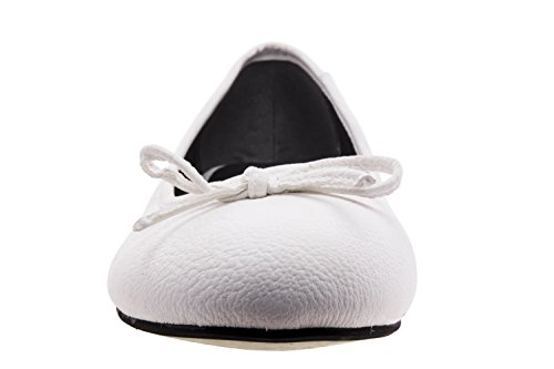42 Bow Jumper Ballet Sizes Glitter with White UK Leather to Machado 46 Range Patent EU Blue Faux TG104CHAROL Flats 11 Andres to Large 8 Size 5 xwAq041w