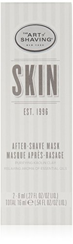 Of The Shaving Mask Art - The Art of Shaving After Shave Mask, 2 ct.