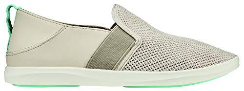 - OLUKAI Women's Hale'iwa Pa'i Shoes, Tapa/Silt, 6.5 M US