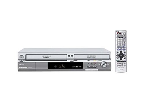 Panasonic DMR-ES40V Dubbing DVD Recorder VHS Recorder VHS to DVD Converter. Hi-Fi Stereo VHS Player. DVD-RAM/DVD-R/DVD-RW/DVD+R. A/V Cable Included.