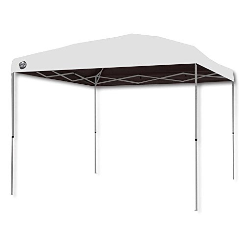 ft White Straight Instant Canopy product image