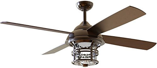 Craftmade CYD56OB4 Courtyard Oiled Bronze 56