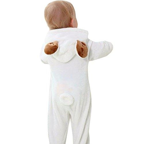 JIAJIA - Body - Uni - Manches Longues - Bébé (garçon) 0 à 24 mois