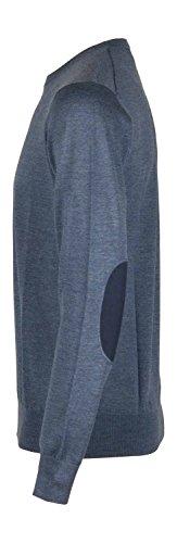 Hackett Pullover blau