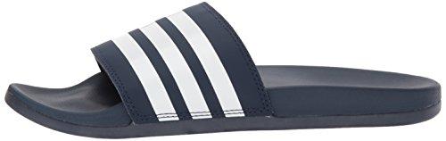 Pictures of adidas Women's Adilette CF+ Stripes W DA9340 Navy 5