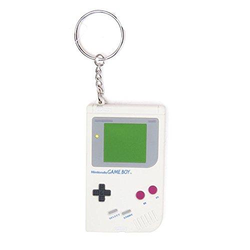 Nintendo Original Rubber Gameboy Key Ring (Monopoly Game Boy)