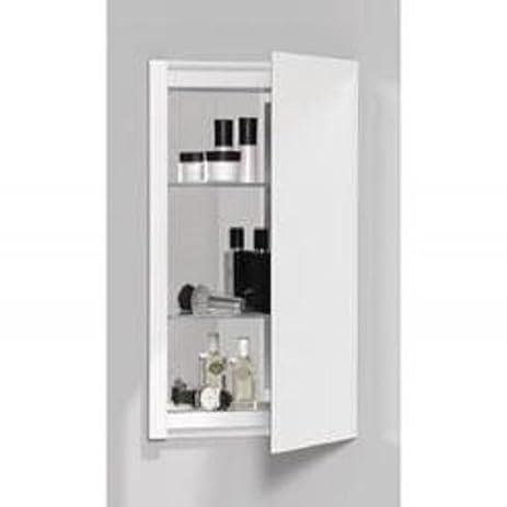 Robern CB-RC2436D4FB1 R3-Series Bevel Mirror Medicine Cabinet ...