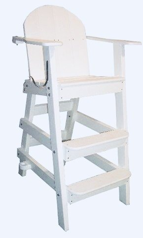 LIFEGUARD CHAIR – 40 INCH For Sale