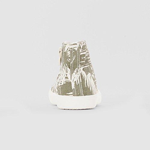 Collections Sneakers La Bedruckt Hohe Quottropicalquot Motiv Redoute wTqUOx