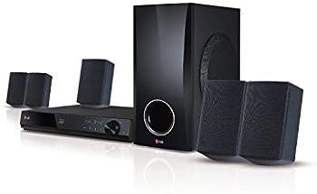 Refurb LG 500W 5.1-Channel Smart 3D Blu-ray Home Theater System