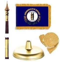 Premium bandera de Kentucky Kit (tamaño)