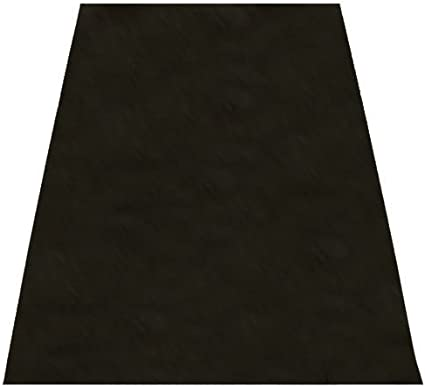 Black Drum Mat 6 X 5 x 1//8