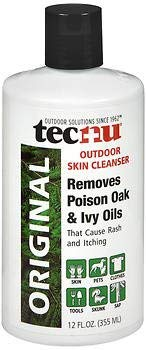 Tecnu Original Outdoor Skin Cleanser - 12 oz, Pack of 3 ()