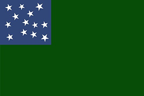 magFlags Large Flag Vermont Republic | Green Mountain Boys | landscape flag | 1.35m² | 14.5sqft | 90x150cm | 3x5ft – 100% Made in Germany – long lasting outdoor flag For Sale
