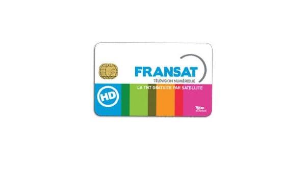 Tarjeta Fransat HD PC6 Valable de vida: Amazon.es: Electrónica