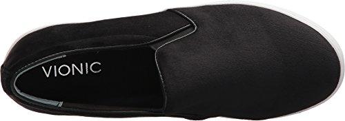 buy cheap authentic Vionic Women's Midi Slip-On Sneaker Onyx Velvet original for sale new sale top quality bYjCErcR00