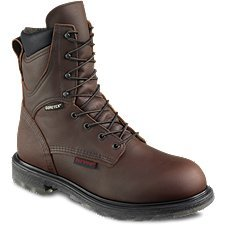 Wing E Red 9 1412 Insulated Men's Boot Leather Waterproof 8