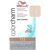 Wella Color Charm Toner - #T11 - Royal Blonde 42 ml (Pack of 6)