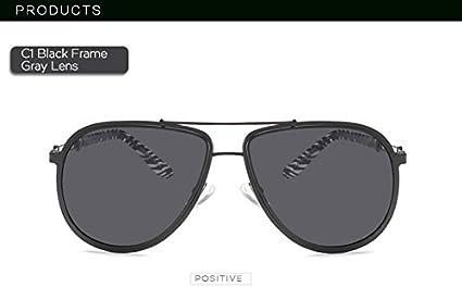 Zokra Marca Gafas de Sol polarizadas de Conducci¨®n Hombres Aviador Gafas de Sol