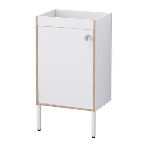 Ash Cabinet Doors - Ikea Sink cabinet with 1 door, white, ash effect 15 3/4