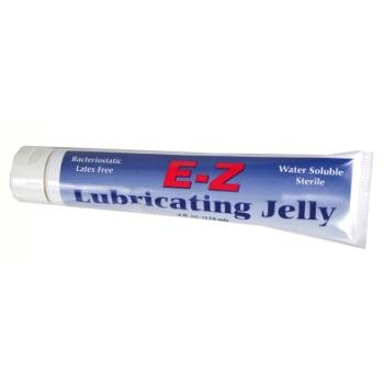 Sterile Lubricating Jelly, Clear, Water Soluble, Nongreasy, 4oz/tube by Independence Medical