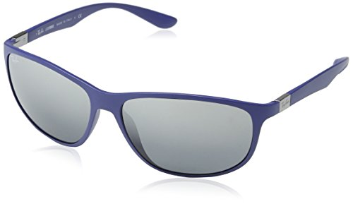 Ray-Ban Unisex Lite Force 61Mm Sunglasses, - Rayban Glasses Blue