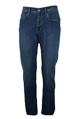 Blu Conf Helb Elasticizzato Sea Cotone Barrier Forti Articolo Jeans Media Uomo Pesantezza Taglie W7B0q