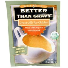 Better Than Gravy Organic Chicken Gravy Mix 12x 1Oz