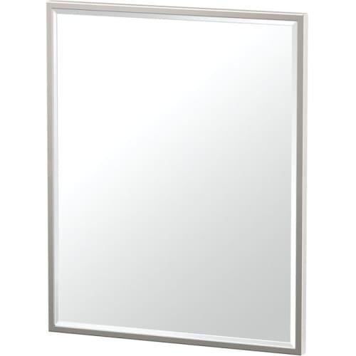 31wWtWOs4UL - Gatco 1820 Flush Mount Framed Oval Mirror