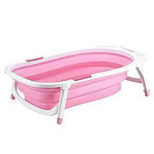LIMUZI Plegable for Mascotas preparación del Perro del Gato Lavado de bañera de hidromasaje for Mascotas Baño for…