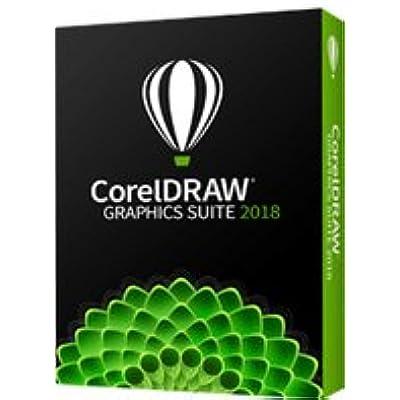 Corel CorelDRAW Graphics Suite 2018 - Software de gráficos (BRA, Español, Portugués, 1 licencia(s), Caja, Windows 10,Windows 7,Windows 8.1, 1000 MB, 2048 MB)