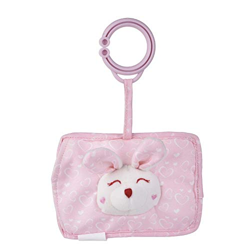 Baby Toys Photo Frame for Arch Stroller Animal Style Soother Toys