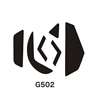 Mouse Skatez / Mouse Feet for Logitech G502 Laser Mouse(2 sets of  replacement mice feet)