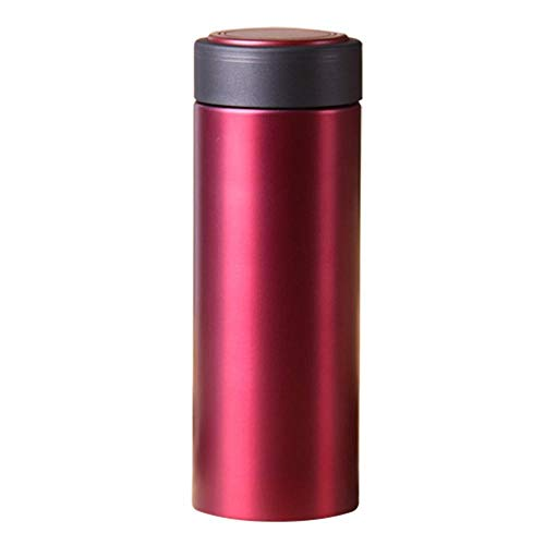Ambiguity Thermos Cup,Insulation and Leakage Prevention of Ceramic Liner with Double Vacuum 18065mm Bone Porcelain