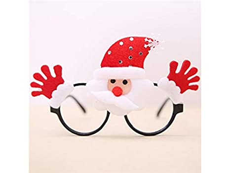 Immagini Natale Hard.Hard Bone Ornamenti Di Natale Montature Per Occhiali Serata Party
