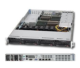 Superserver SYS-6016T-URF4+