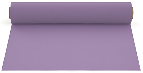 Firefly Craft Heat Transfer Vinyl for Silhouette and Cricut, 12 Inch by 20 Inch, Lavender