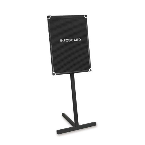 BVCSUP1001 - MasterVision Standing Letter Board by MasterVision